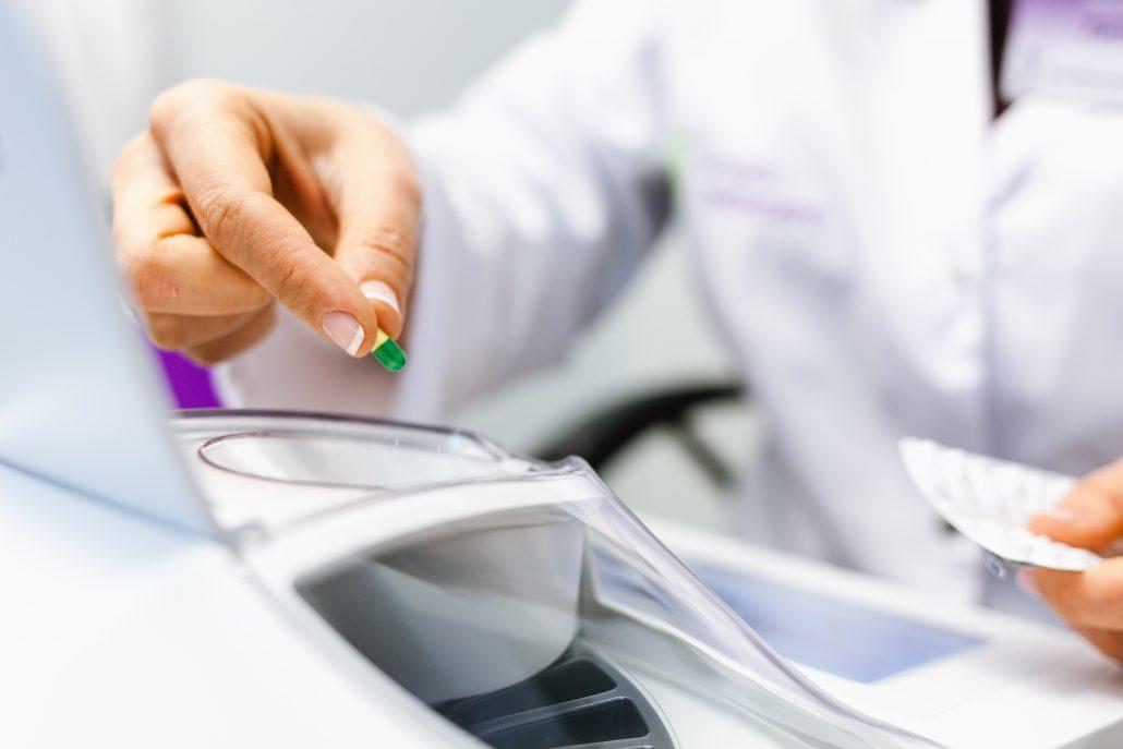 SPD-Sistema Personalizado Dosificación medicamentos
